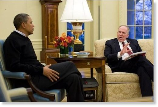 Brennan and Obama