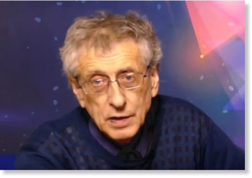 piers corbyn ice age now
