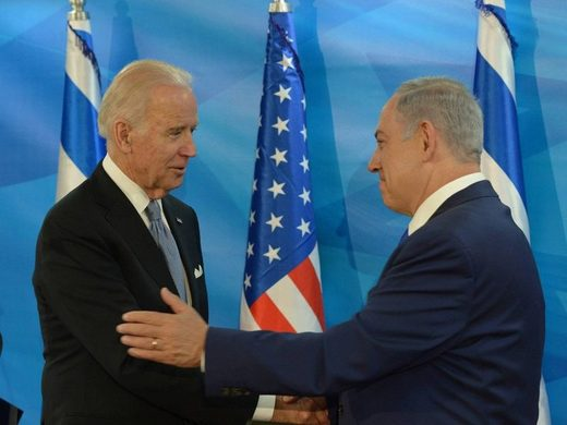 Joe Biden declares 'Israel has a right to defend itself' after its military kills multiple Palestinians with missile attacks