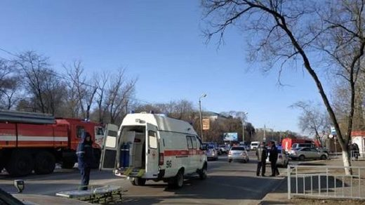 College shooting in Blagoveshchensk, Russia