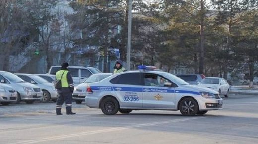 College shooting in Russia