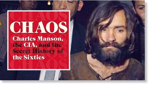 Reporter uncovers history-changing Manson family connections to CIA, mind control and Hollywood