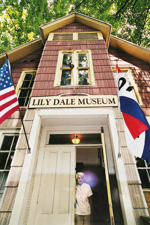Lily dale museum