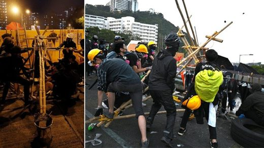 hong kong anarchy