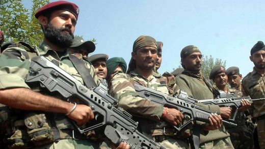 Special Forces of the Indian Army