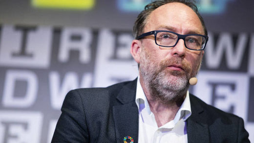 Wikipedia Jimmy Wales