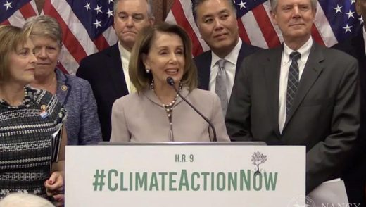 democrats climate action