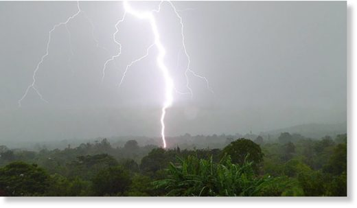 Lightning claims over 100 lives every year in Zimbabwe, which holds record for most deaths from single bolt of lightning