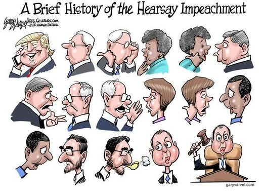 impeachment witness cartoon