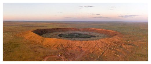 Wolfe Creek Crater Australia
