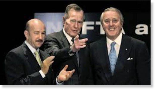 Bush Nafta