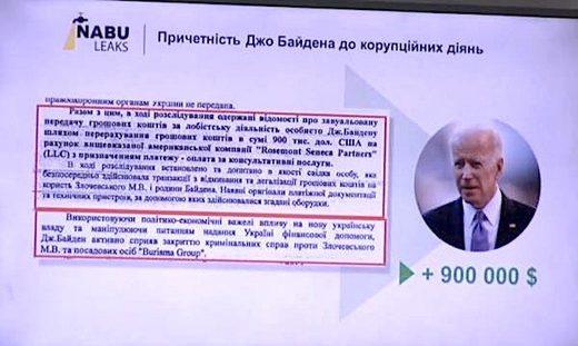 Biden, Ukraine, Cash