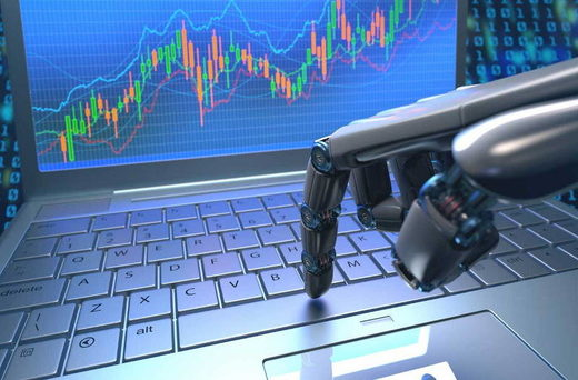 robot stock trading investors