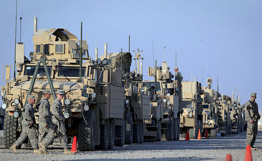 MRAP vehicles