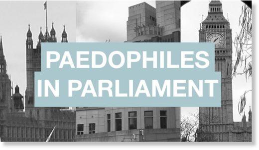 pedophiles in parliament