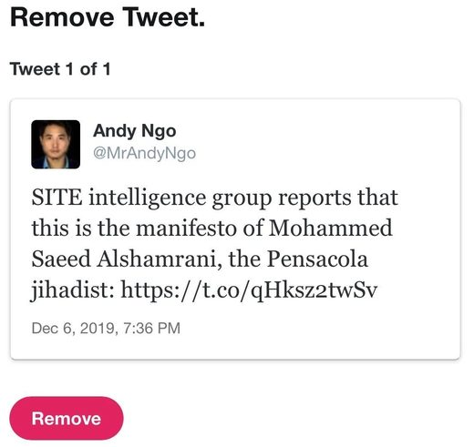 andy ngo remove tweet