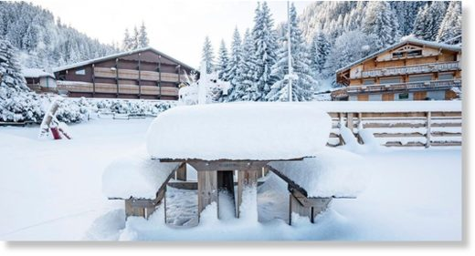 Chatel in the Portes du Soleil region