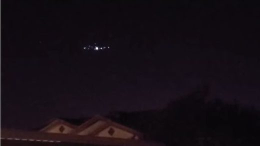 ufo minnifee california