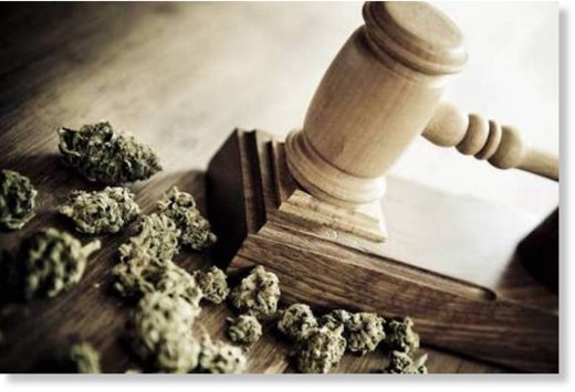 non-violent marijuana convictions