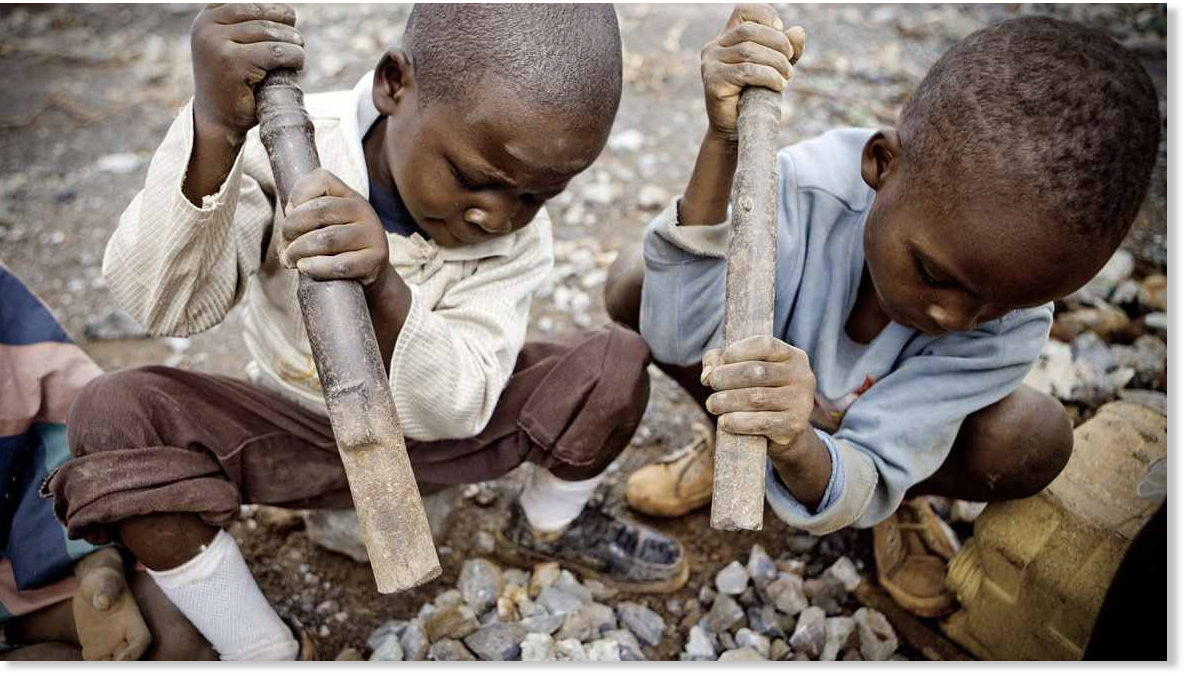 Image result for cobalt children congo