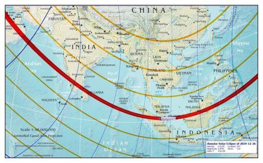 December 26 Solar Eclipse