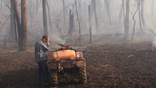 black saturday bushfires australia