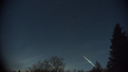 Fireball over Ottawa-Gatineau