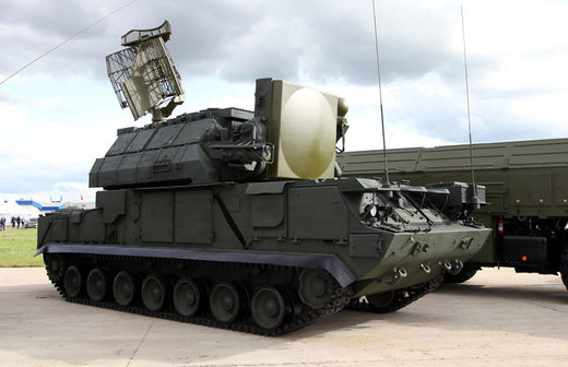 TOR-1M air-defense system