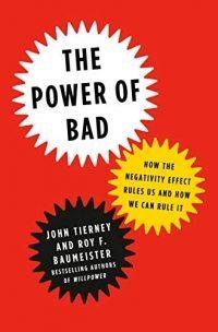 The Power of Bad, negativity bias