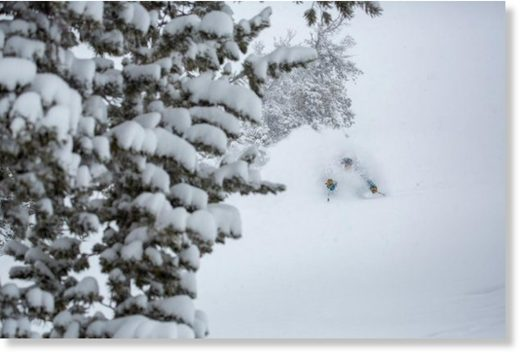 It has snowed 11 feet in Jackson Hole in January, with more on the way