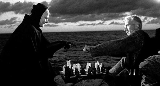 seventh seal chess with death