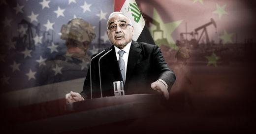 Iraq's Prime Minister Adel Abdul-Mahdi