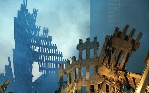 WTC wreckage