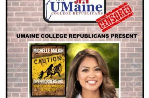 michelle malkin event cancelled