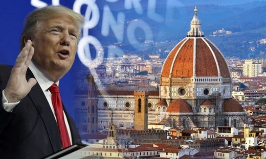 Trump challenges the Malthusian agenda at Davos Economic Summit: Cites Renaissance principle as key to humanity's future