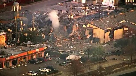 explosion houston jan 2020