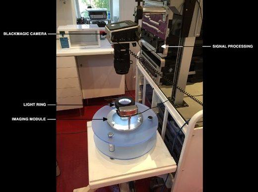 Digital CymaScope