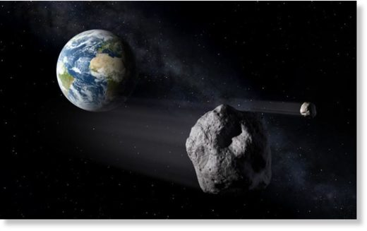 Over 17,000 near-Earth asteroids