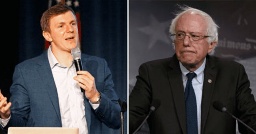 james okeefe bernie sanders project veritas