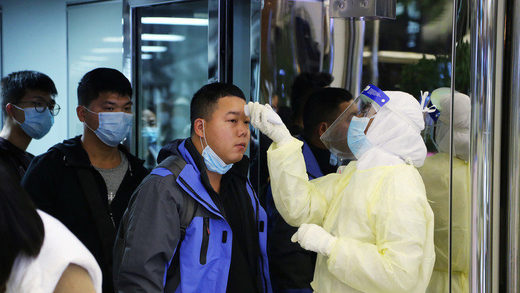 Coronavirus' deadliest day in China, WHO declares international health emergency, countries close borders - UPDATES