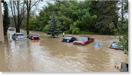 17 rivers flooding across Western Wash. amid relentless rains