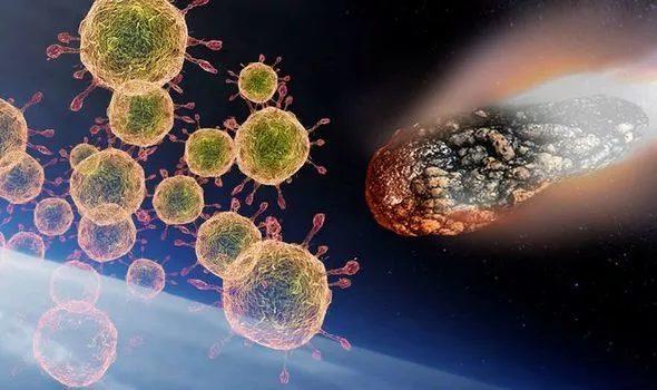 coronavirus meteor