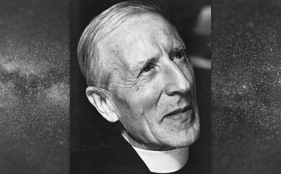 Philosopher and researcher Teilhard de Chardin and the incomplete nature of evolutionary theory -- Sott.net