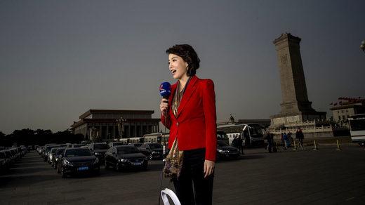 chinese journalist