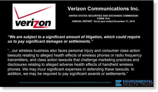 Verizon 5g lawsuits
