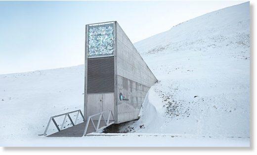 """Svalbard """"Doomsday"""" Seed Vault"""