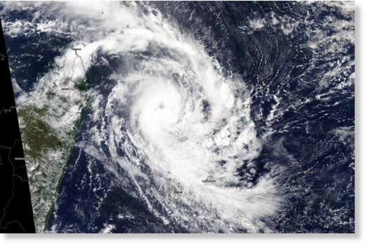 Tropical Cyclone Herold