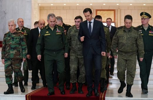 shoigu and assad