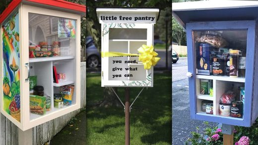 Little Free Pantries