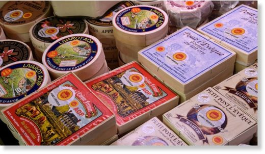 paris cheese french